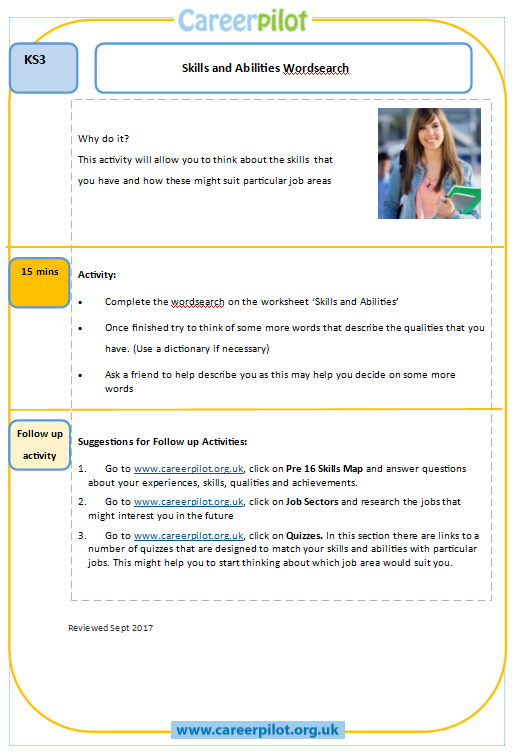 download task sheet and worksheet